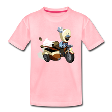 Load image into Gallery viewer, Evil Nun Joseph T-Shirt - pink