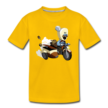 Load image into Gallery viewer, Evil Nun Joseph T-Shirt - sun yellow