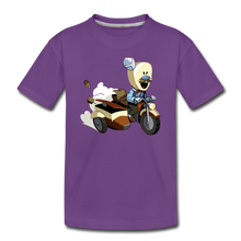 Load image into Gallery viewer, Evil Nun Joseph T-Shirt - purple
