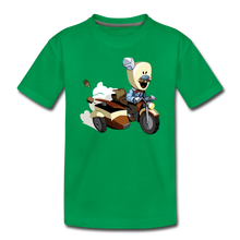 Load image into Gallery viewer, Evil Nun Joseph T-Shirt - kelly green