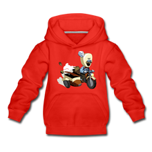 Load image into Gallery viewer, Evil Nun Joseph Hoodie - red