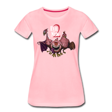 Load image into Gallery viewer, Evil Nun Mutant Chickens T-Shirt (Womens) - pink