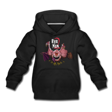 Load image into Gallery viewer, Evil Nun Mutant Chickens Hoodie - black