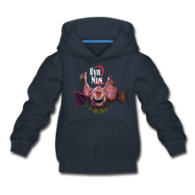 Load image into Gallery viewer, Evil Nun Mutant Chickens Hoodie - navy