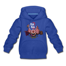Load image into Gallery viewer, Evil Nun Mutant Chickens Hoodie - royal blue