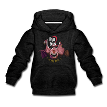 Load image into Gallery viewer, Evil Nun Mutant Chickens Hoodie - charcoal gray