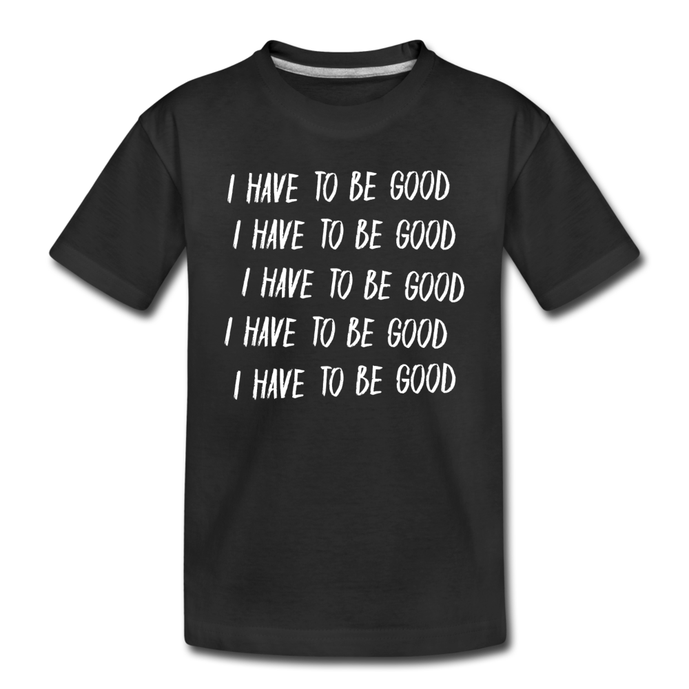 Evil Nun Be Good T-Shirt - black