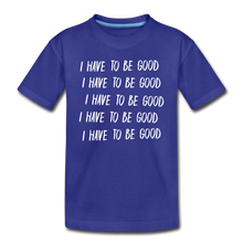 Load image into Gallery viewer, Evil Nun Be Good T-Shirt - royal blue
