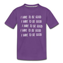 Load image into Gallery viewer, Evil Nun Be Good T-Shirt - purple
