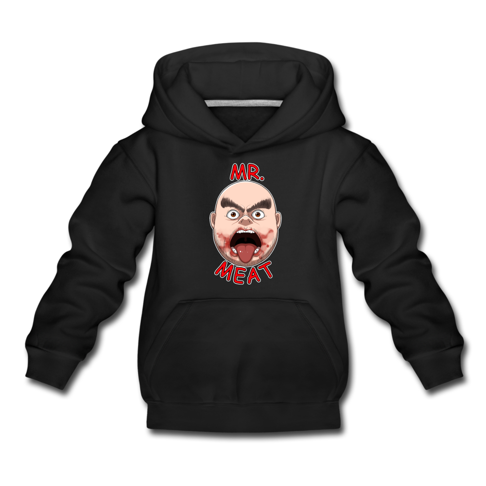 Mr. Meat Meathead Hoodie - black