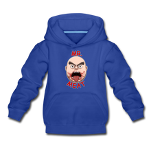 Load image into Gallery viewer, Mr. Meat Meathead Hoodie - royal blue