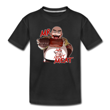 Load image into Gallery viewer, Mr. Meat T-Shirt - black