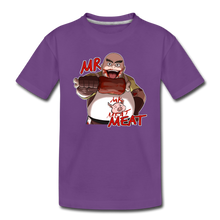 Load image into Gallery viewer, Mr. Meat T-Shirt - purple
