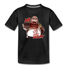 Load image into Gallery viewer, Mr. Meat T-Shirt - charcoal gray
