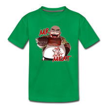 Load image into Gallery viewer, Mr. Meat T-Shirt - kelly green