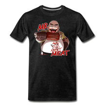 Load image into Gallery viewer, Mr. Meat T-Shirt (Mens) - charcoal gray