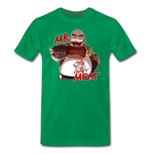 Load image into Gallery viewer, Mr. Meat T-Shirt (Mens) - kelly green