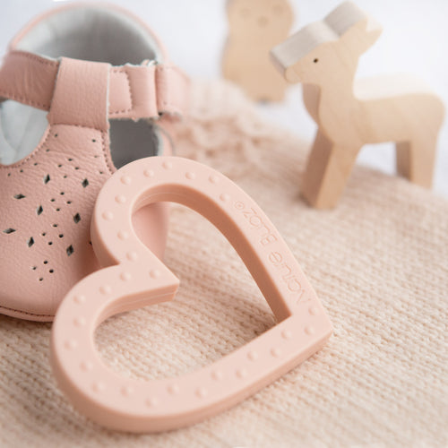 Nature Bubz | Adore Teether Peach-Scandikid