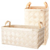 Verso Design | Oversized Lastu Baskets Set of 2-Scandikid