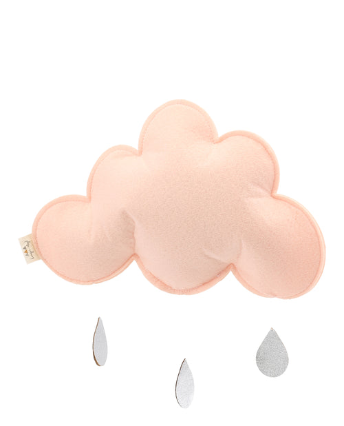Konges Slojd | Single Cloud Mobile Pink-Scandikid