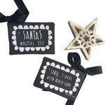 Macaroon Kids | Santa's Magical Key - Black-Scandikid