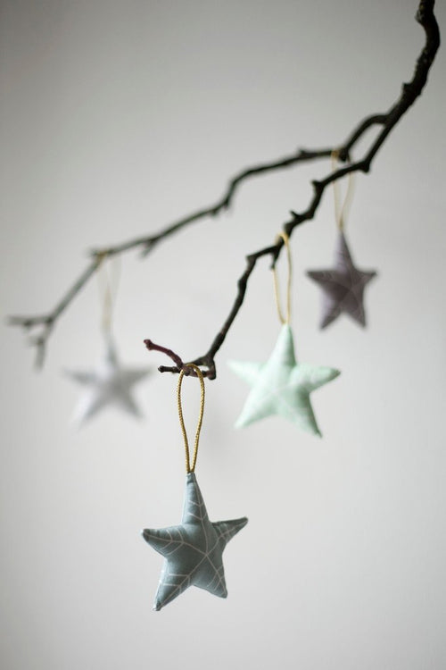 Fabelab | Soft Star Ornaments-Scandikid