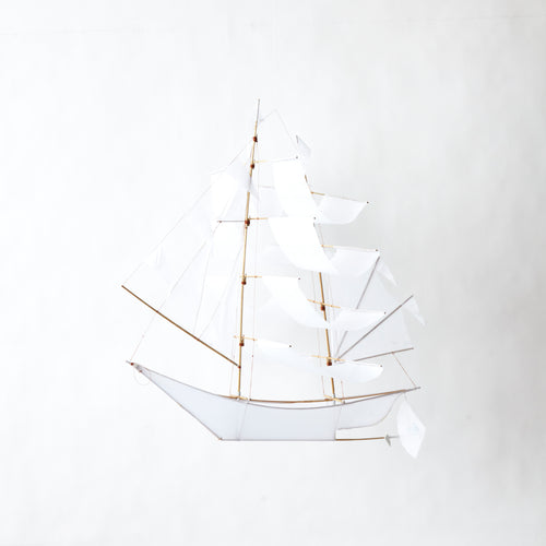 Haptic Lab | Ghost Ship Kite - Large-Scandikid
