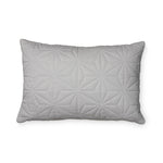 Cam Cam Copenhagen | Quilted Rectangular Cushion Grey-Scandikid