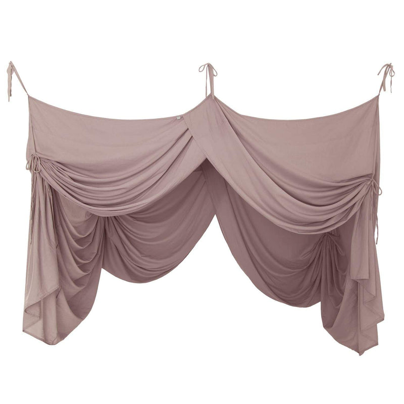 Numero 74 | Bed Drape Dusty Pink-Scandikid