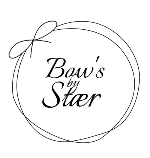 Bow's by Staer | Rose Clip - White-Scandikid