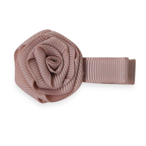 Bow's by Staer | Rose Clip - Vanilla Rose-Scandikid