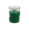 50 hour jar candle in green