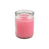 50 hour jar candle in pink