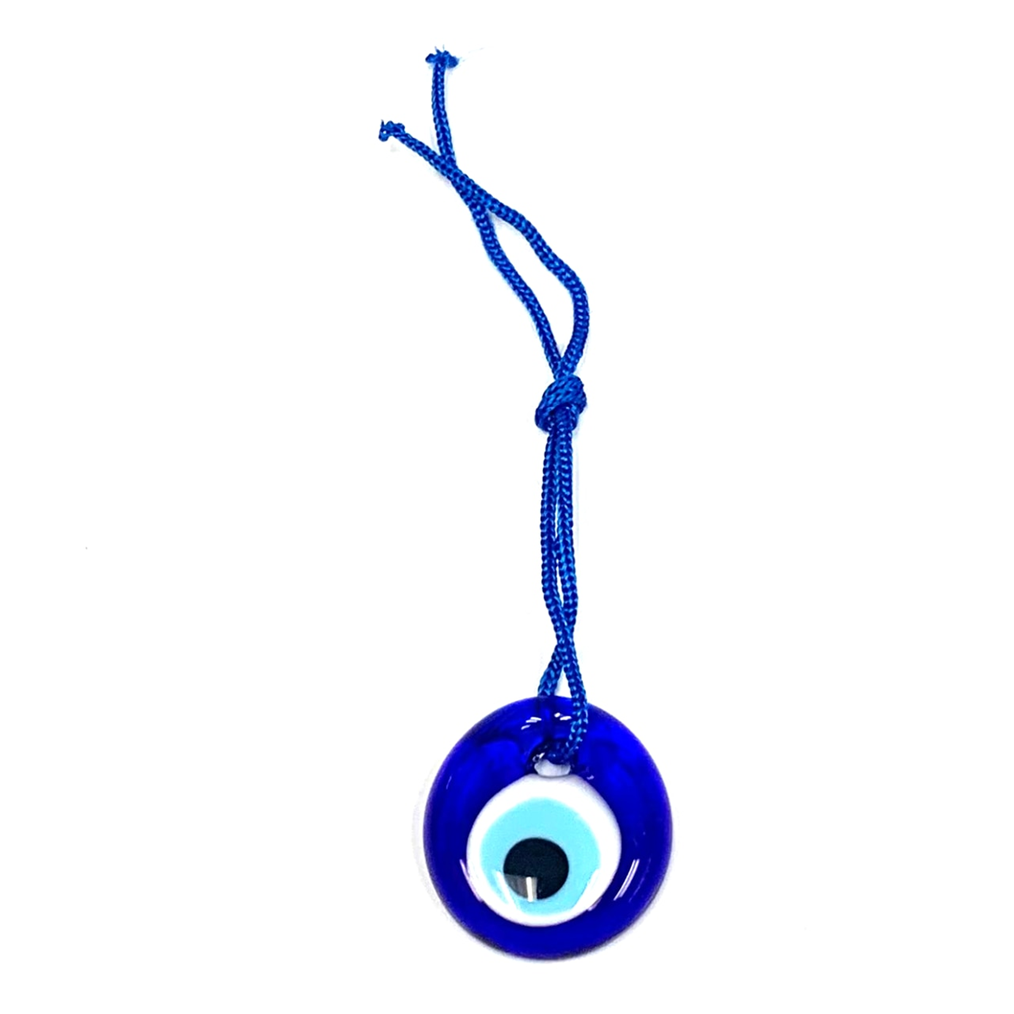 "evil eye 1"" glass"