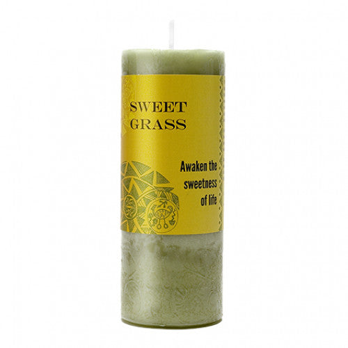 Sweet Grass candle 80 hours