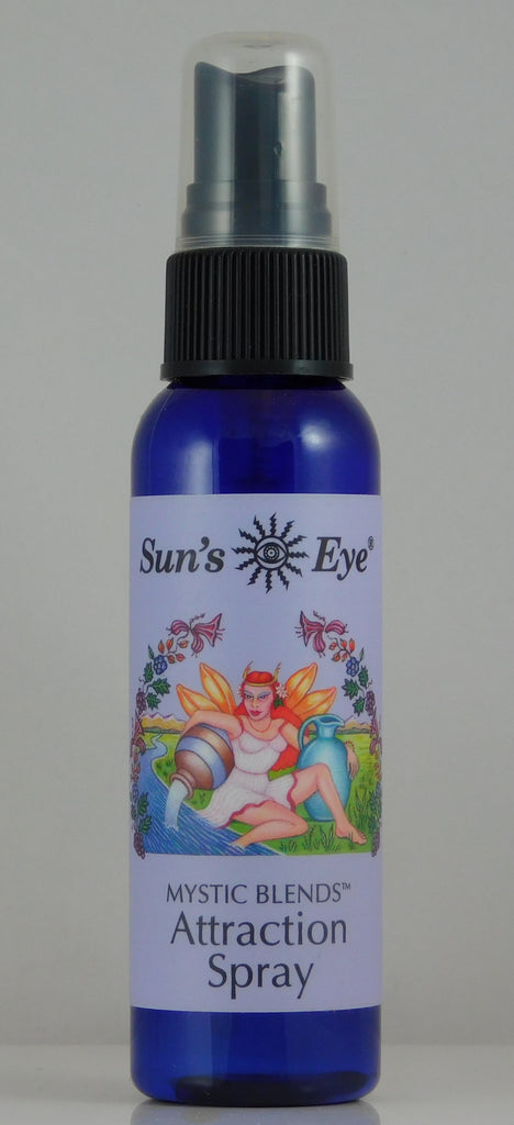 Sun's Eye Attraction Spray 2 oz