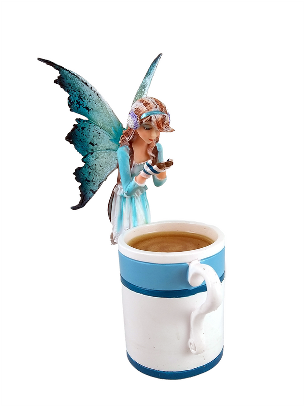 hot cocoa fairy front