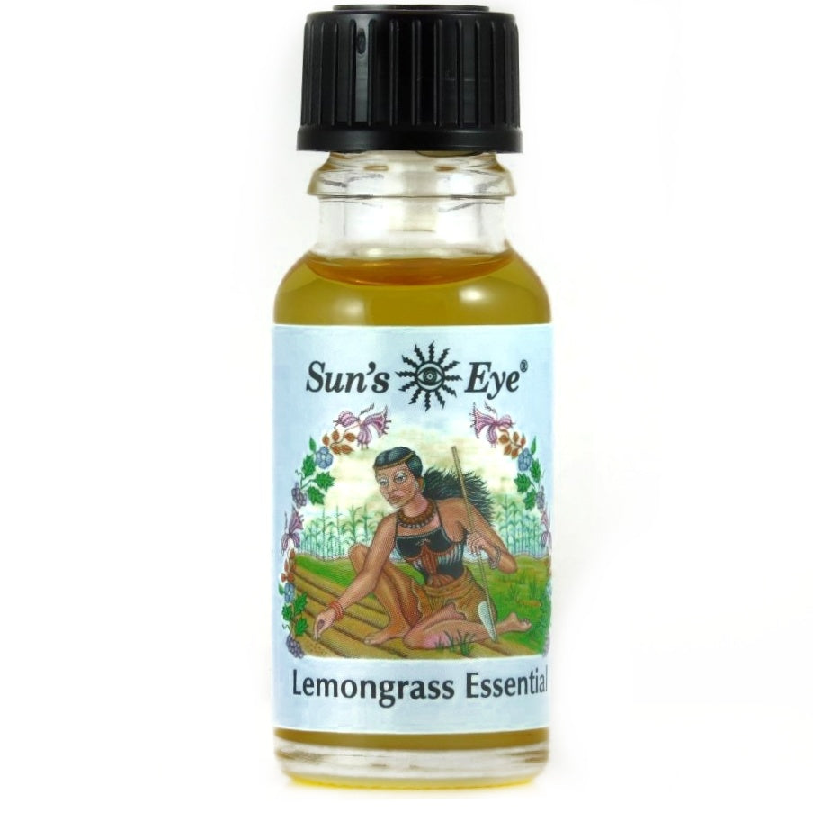 Sun's Eye Lemongrass Essential Oil