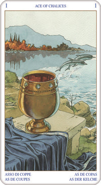 ace of chalices card