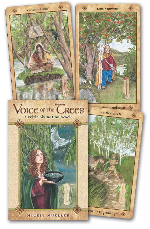 voices of the trees oracle