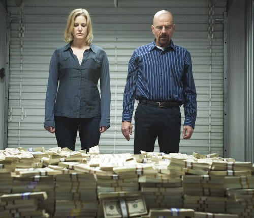 Walter White did not have $80M