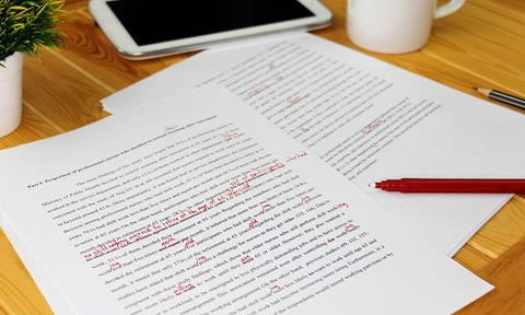 Do and don't for essay writing