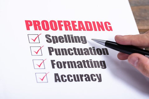Hiring a Proofreading and Editing Service