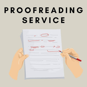 Professional proofreading writing services