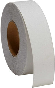"No Skidding A/S Clear Grit Tape - 3"" Roll"