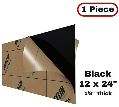 FRP Sheet Black