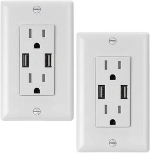 Decora Outlet Cover - Beige