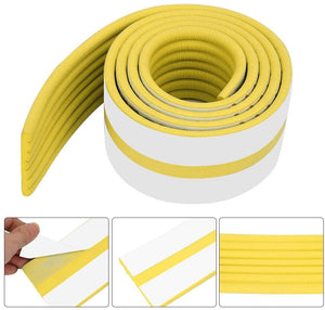 Soft Edging 12' Roll - Yellow