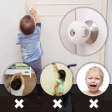 Door Knob Covers - 4 pk (Safety First)