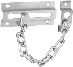 Chain for window locking by 8 inch pieces